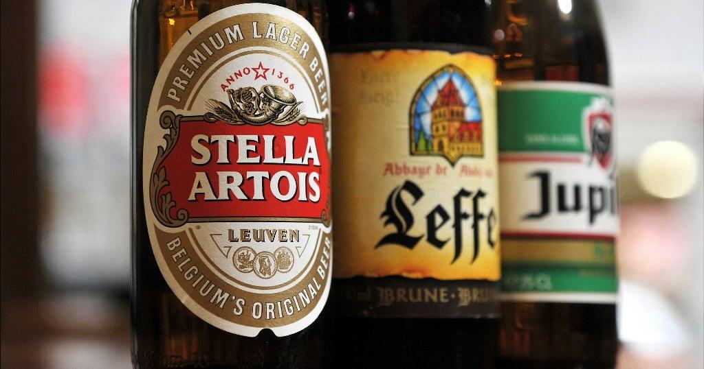 Las cinco cervezas más destacadas en Bélgica