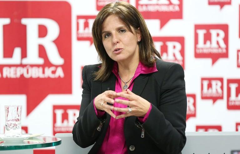 """""""YouTube es en términos de audiencia el tercer canal de TV"""", dijo Laura Camacho"""