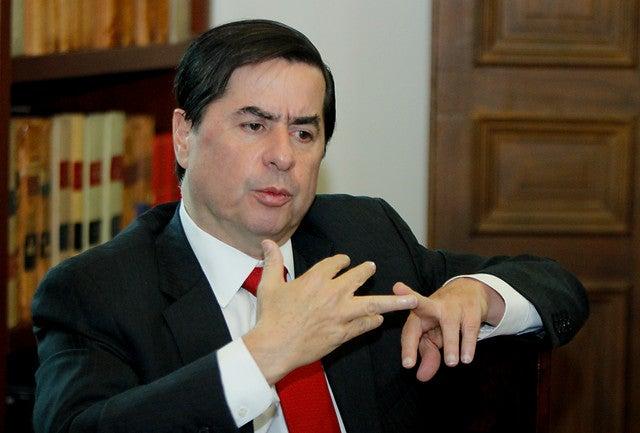 Ministro del interior habl sobre proceso de paz con eln y for Ministro del interior actual