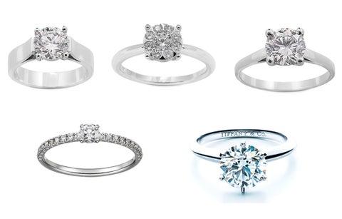 Cinco opciones de moda en anillos de compromiso d1f397eae71