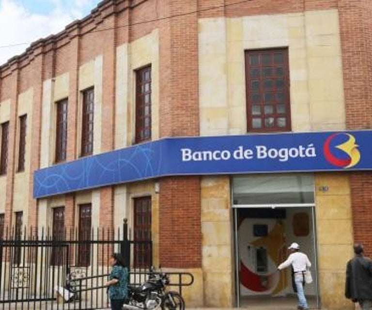 Utilidad del banco de bogot baj 19 en el tercer trimestre for Banco de bogota