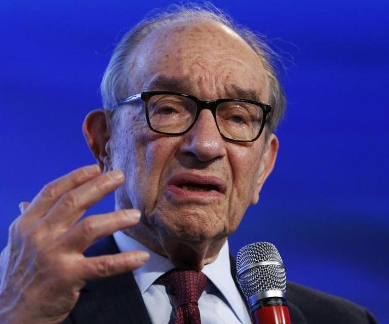 La advertencia de Greenspan: el mundo está siendo testigo de una nueva burbuja