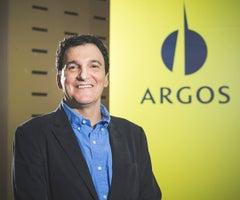 Presidente de Cementos Argos, Juan Esteban Calle