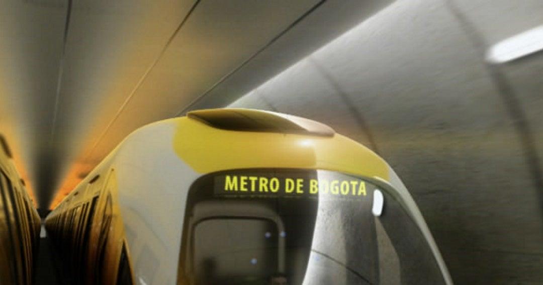 Se inicia el proceso de licitación de la primera línea del metro de Bogotá