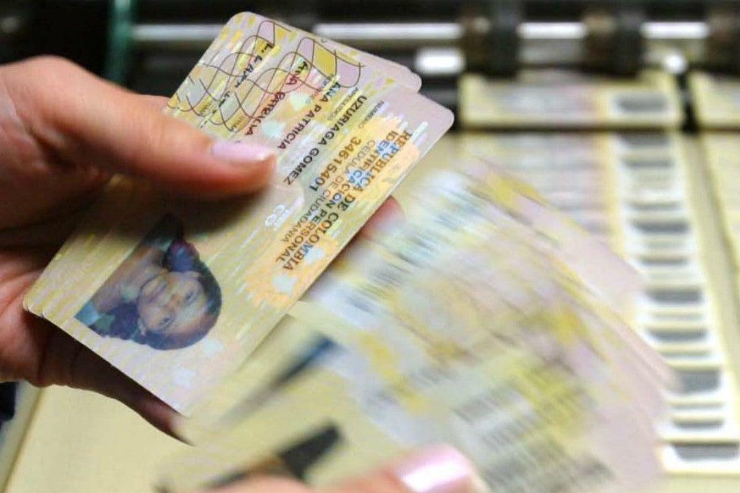 La Registraduría aumenta las tarifas en duplicados y certificaciones de  documentos