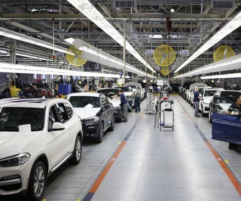 A Septiembre Mexico Exporto 8 Mas Autos A Estados Unidos