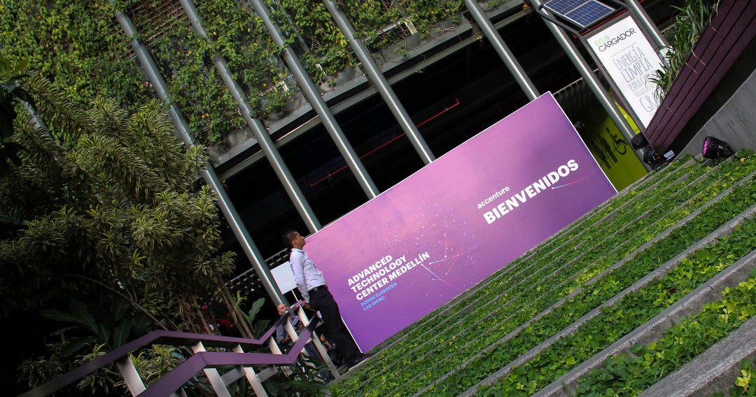 Accenture abrió un nuevo centro para la innovación y tecnología en Medellín