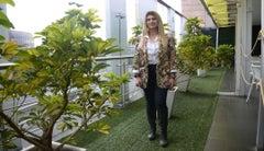 Gloria Isaza, vocera de Agroshow