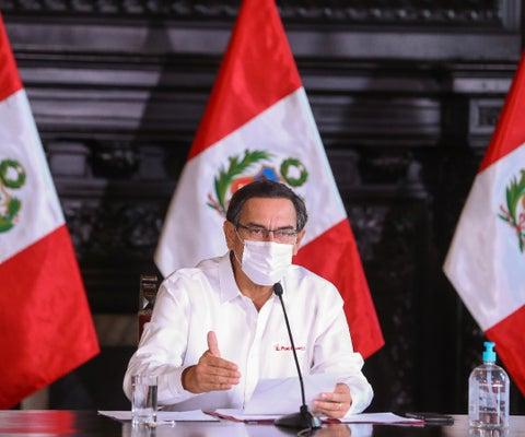 Se formaliza inhabilitación de Martín Vizcarra para ejercer cargos públicos por diez años