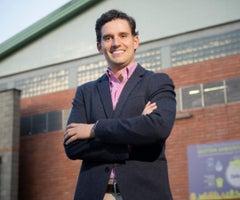 Lucas López Lince, vicepresidente de mercadeo de Grupo Familia.