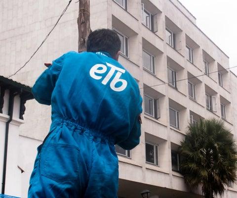 Usuarios reportan fallas en el servicio de internet que suministra ETB en Bogotá