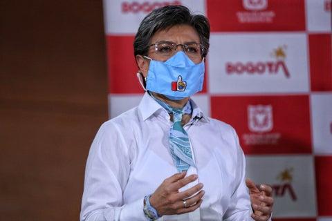 Nuevo choque entre el ministro de Salud y la Alcaldía de Claudia López por el paro