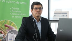 Miguel Aguirre, gerente de Avgust Colombia