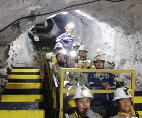Gran Colombia Gold espera extraer más de 200.000 onzas de oro en Segovia este año