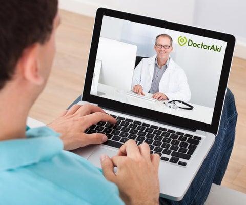 DoctorAkí de Grupo Bolívar buscar incentivar la teleconsulta mediante las redes sociales