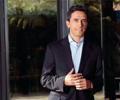 Óscar Bravo asume la presidencia de la Organización Terpel luego de la salida de Sylvia Escovar