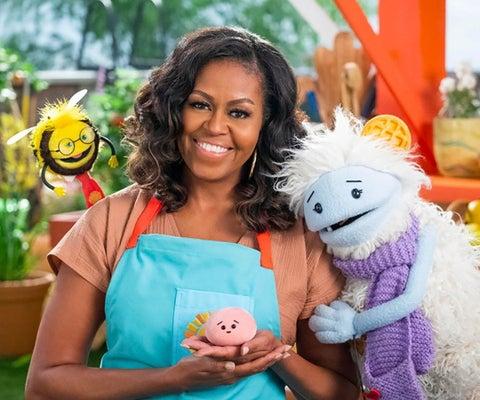 Michelle Obama protagoniza serie infantil de Netflix