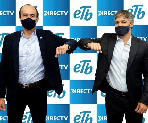 ETB Y Directv firmaron alianza para la masificación del entretenimiento vía streaming