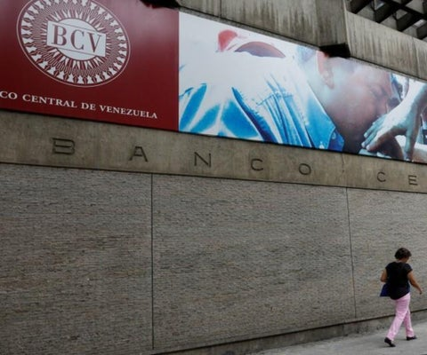 Las reservas de oro del Banco Central de Venezuela bajan 12 toneladas en seis meses