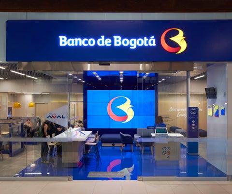 El Banco de Bogotá apoyó a 14.000 empresas durante el año pasado con el pago de nómina