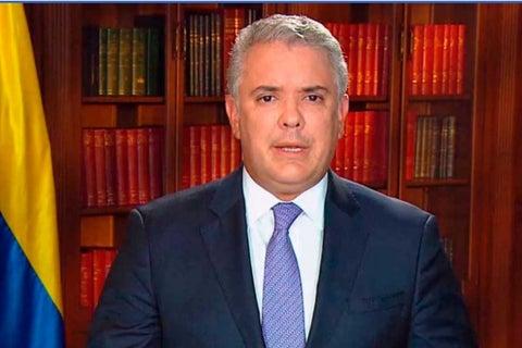 Duque le pide a la UE presionar más para que Venezuela recupere su democracia