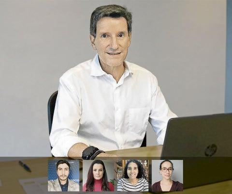"""""""Nuestro sueño con emprendimientos es ser el Amazon del sector de la construcción"""""""
