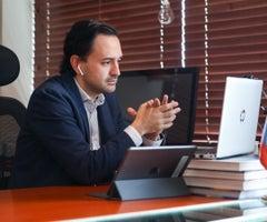 Diego Mesa, ministro de Minas y Energía