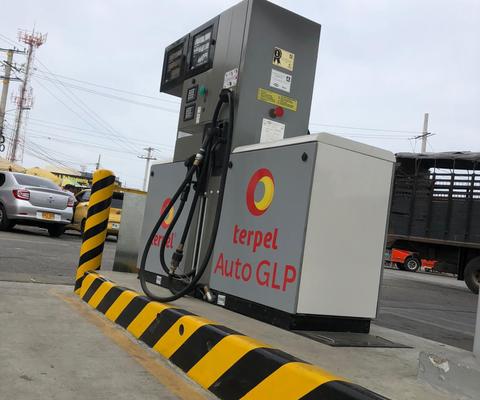 Terpel abre en Cartagena la primera estación de servicio para el suministro de GLP