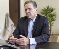 Armando Tamez, CEO de Nemak SAB
