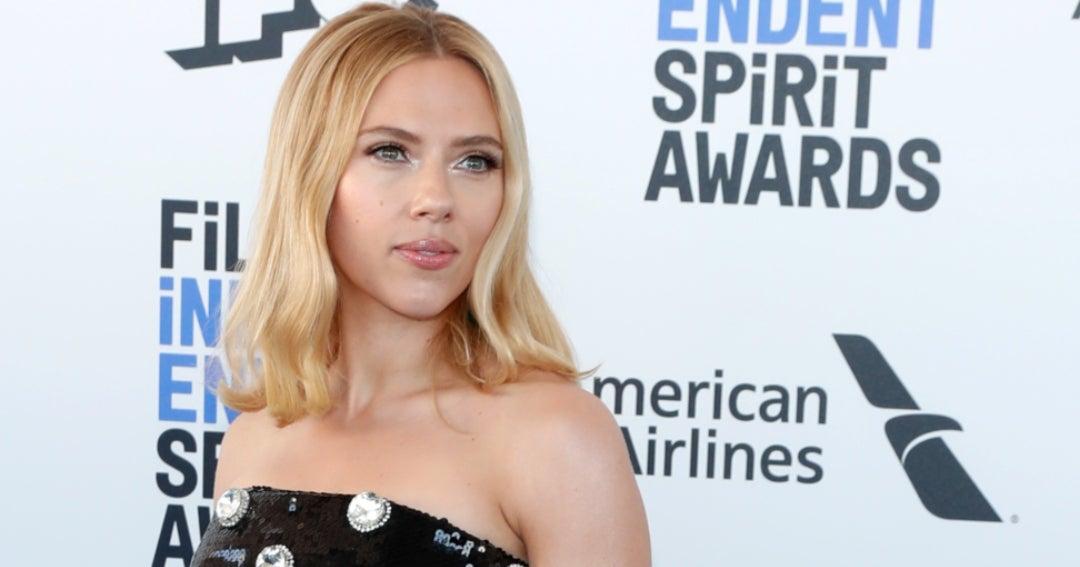 """Scarlett Johansson demanda a Disney por el estreno de """"Black Widow"""" en streaming"""